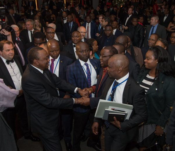 Business tops President Kenyatta's schedule in New York as he prepares to address the UNGA summit