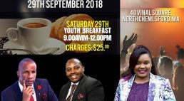GPC Presents:Refresher & Equipping Summit/Youth Breakfast 29th September 2018 @40 Vinal SQ N.Chelmsford MA