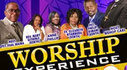 Ancor Christian Church Invites you to a  Worship Experience Night Kesha (9Pm to 1Am)