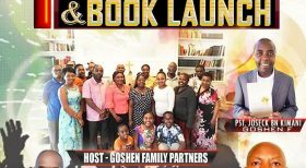 Goshen Faith Embassy International Church 1st Anniversary & Book Launch Nov 4th 2018