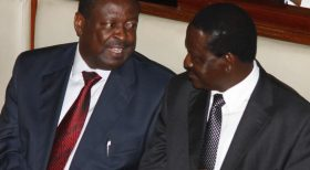 Mudavadi to Atwoli: Raila betrayed us