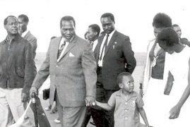 Why Uhuru must free Kenya from his father's oathing