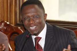 Ababu Namwamba mentions Speaker Justin Muturi in PAC probe, says his life in danger