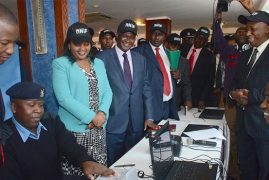 WATCH: Government launches biometric listing for medical scheme