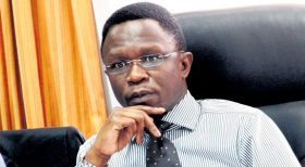 VIDEO: ABABU NAMWAMBA RECEIVES HIS NEW BOSS MONICAH AT FOREIGN AFFAIRS