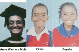 AUSTRALIAN POLICE PROBE HOW KENYAN MUM, CHILDREN DIED IN HOME FIRE