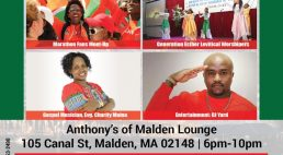 "New England Kenyan Association Presents the 3rd Annual ""BOSTON KENYAN FESTIVAL & Boston Marathon Celebrations Sat.April 15th 2017 @6Pm-10Pm All are Invited!"