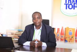 Well-paid executive quits job, buys Unilever juice brand, and starts own business