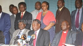 Kenya Church Leaders Oppose Amnesty For Al Shabaab Followers