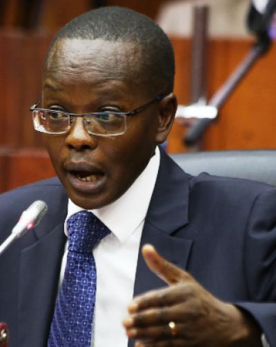 "Can He Beat Al Shaabab? Kenyans Debate ""Timid-Looking"" New  Police Boss Joseph Boinnet"