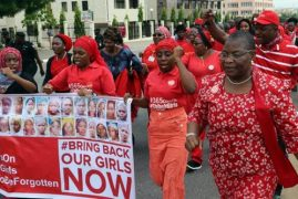 Nigeria marks 500 days since BokoHaram schoolgirl abductions