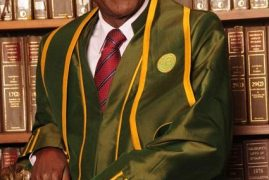 Kenya Supreme court judge gets the first ever PHD in Law from Nairobi University U.O.N