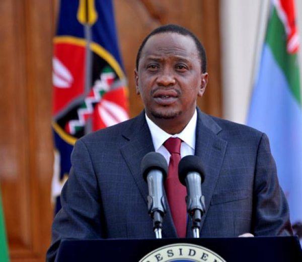 Uhuru Kenyatta urges prayers for Kenya and repeat election