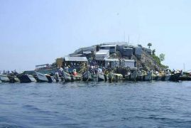Two IEBC clerks arrested by Ugandan police on Migingo