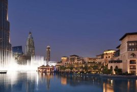 Dubai bets on luxury
