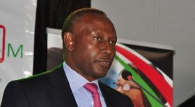 Kenya's Eddy Njoroge nominated for global standards body