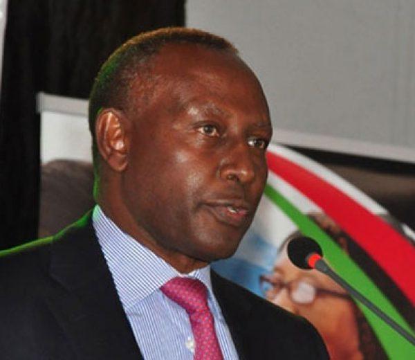 Kenya's Eddy Njoroge nominated for global standards body