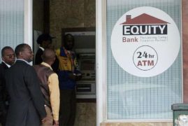 Moody's downgrades KCB, Equity and Co-operative banks