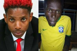 Eric Omondi's Drug Addict Brother Passes on Hours after He Traced Him in the Streets of Nairobi