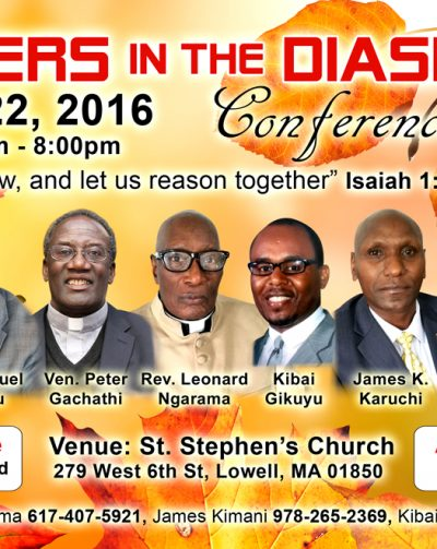 Fathers In The Diaspora Conference – All Men Are Invited! Free Admission