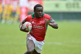 Las Vegas 7's: Billy Odhiambo tipped to shine