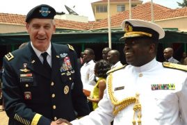Kenya To Engage Egypt In Military Production Cooperation