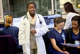 Suburban Hospital Helps Kenyan Woman Pursue Medical Degree