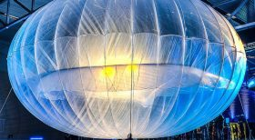 Google's Project Loon In Kenya, Internet Beaming Balloons Connecting The World
