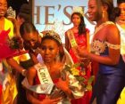Video:Meet the HIV-Positive Beauty Queen Crowned Miss Congo in UK 2017
