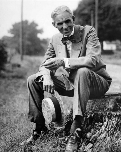 Seventeen Great Henry Ford Quotes