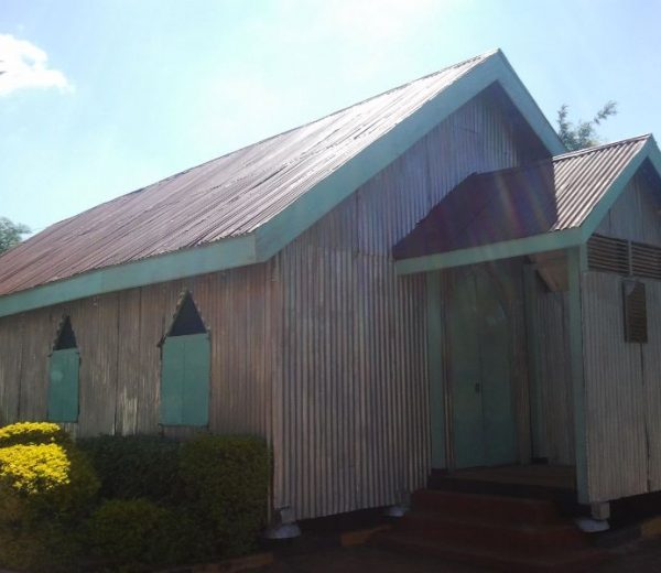 Original 80 Acres St Pauls's mother Church Kabete was bought for 43 goats in 1901