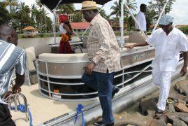 Diaspora:Photos/VideosThe Marions International invests in Lake Victoria seeking new revenue streams