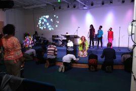 Ruth Wamuyu -Tiga Niwe @Well of Worship Center Dracut,Massachusetts