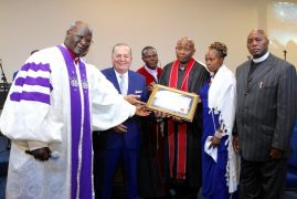 VIDEO Pt1,Pt 2 /Photos:Rev Samuel Mbugua Ordination @ Well of Worship Center Dracut,Massachusetts
