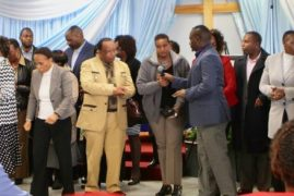 Video:Kenyans in New-England unite,raise $39,233.00 to cover funeral expenses