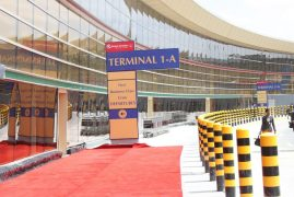 Kenya Airways' brand new Terminal 1A and World Class Lounges