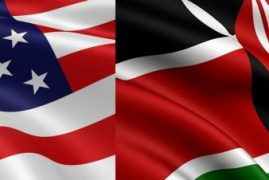 Agreements signed between Kenya and USA government