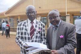Kisilu Mutua, jailed for Pinto murder, awarded Sh2m