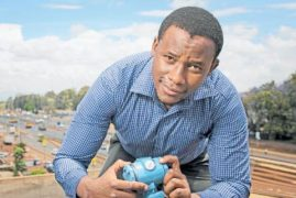 Kenyan entrepreneur makes it to African Prize finals for tackling water challenges