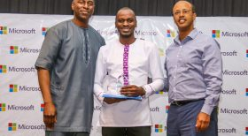 Microsoft celebrates graduation of Insiders4Good East Africa Fellows
