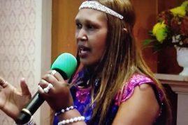 I AM READY TO GO BACK TO KENYA LUCY KARIUKI (CANCER SURVIVOR)