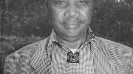 Transition/Death Announcement of Livingston Mwaniki Kamau in Kenya. (Dad to Pauline Mwaniki, Judy Shiro and Martin Kamau of Lowell-MA)