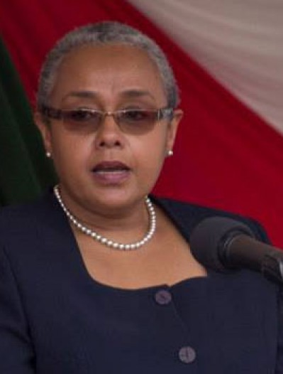African first ladies meet in Nairobi for fight against Cancer