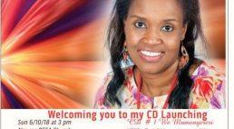 Invitation:Peris Mbaria CD Launch  June 10 2018 @ 3PM CD1 & CD 2 @ PCEA NEEMA CHURCH LOWELL,MASSACHUSETTS