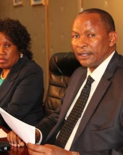 Anti-graft Crusade Dealt Major Blow After Uhuru Suspends Matemu and Keino from EACC