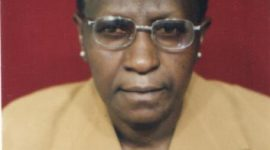 Death Announcement/Transition/Memorial Service of Priscilla Wambui Ngure