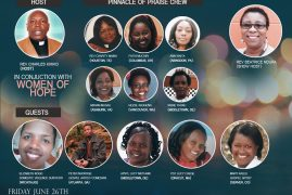 Weekend of Empowerment Boston:June 26-28 2015 Calvary Evangelical Church & Pinnacle of Praise Show