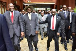 Video: How President Magufuli blackmailed Museveni to drop pipeline deal with Kenya
