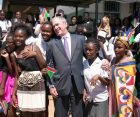 Renewed Partnership to Help End AIDS and Cervical Cancer in Africa