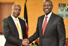 DP Ruto-Kibwana meeting sparks Wiper jitters